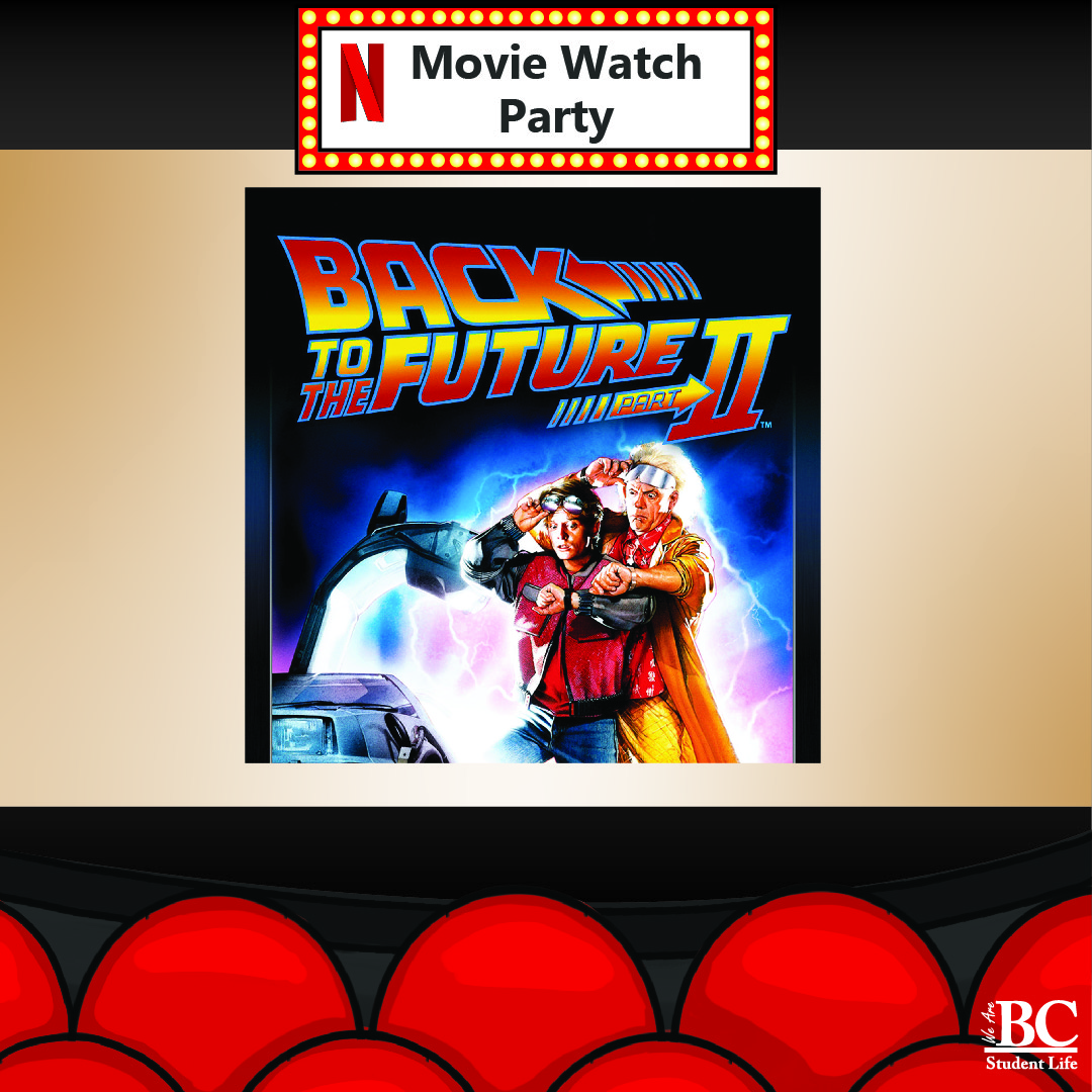Netflix Watch Party Back to the Future II