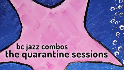 BC Jazz Combos Cover