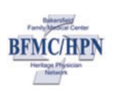 Bakersfield Family Medical Center Logo