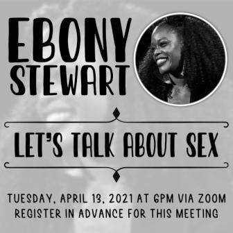 Photo of Ebony Stewart