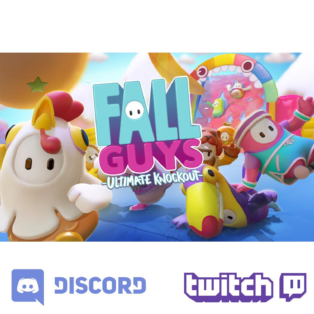 Fall Guys Stream