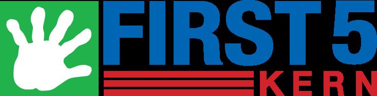 First 5 Kern Logo