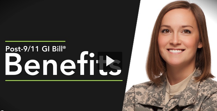 Thumbnail of Benefits video title frame.