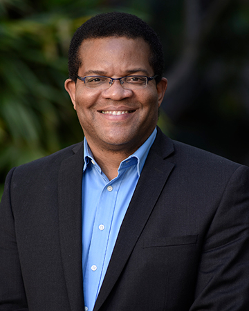 Dr. Tony Iton author portrait.