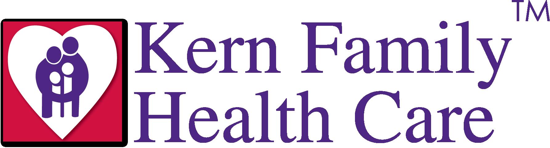 Kern Family Health Care logo