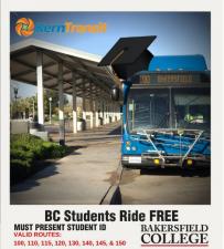 Kern Transit Bus
