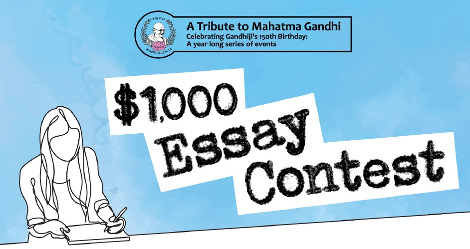 Tribute To Gandhi Essay Contest  Bakersfield College A Tribute To Mahatma Gandhi  Essay Contest