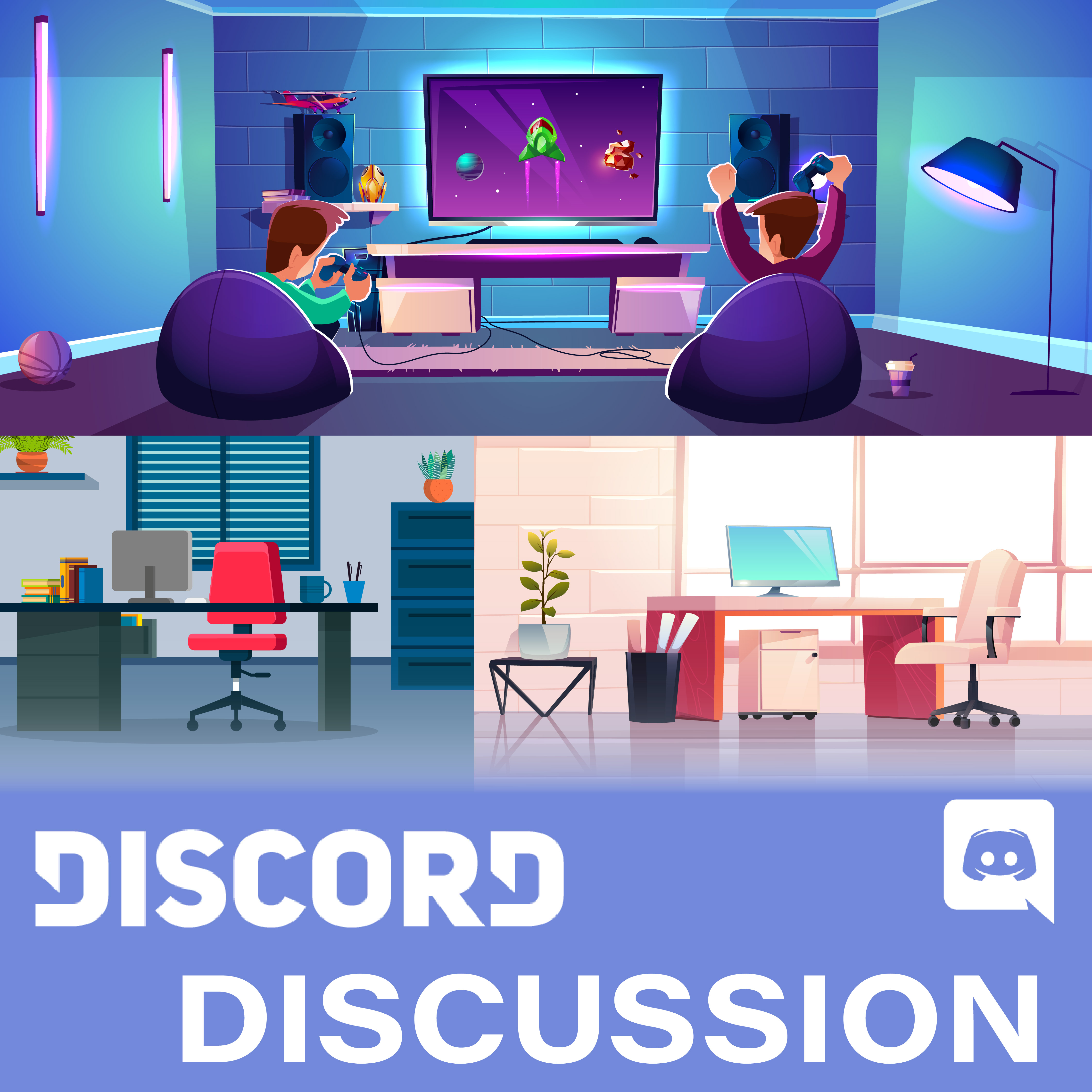 Discord Discussion Share your streaming setups