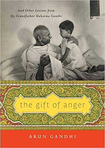 The Gift of Anger book cover.