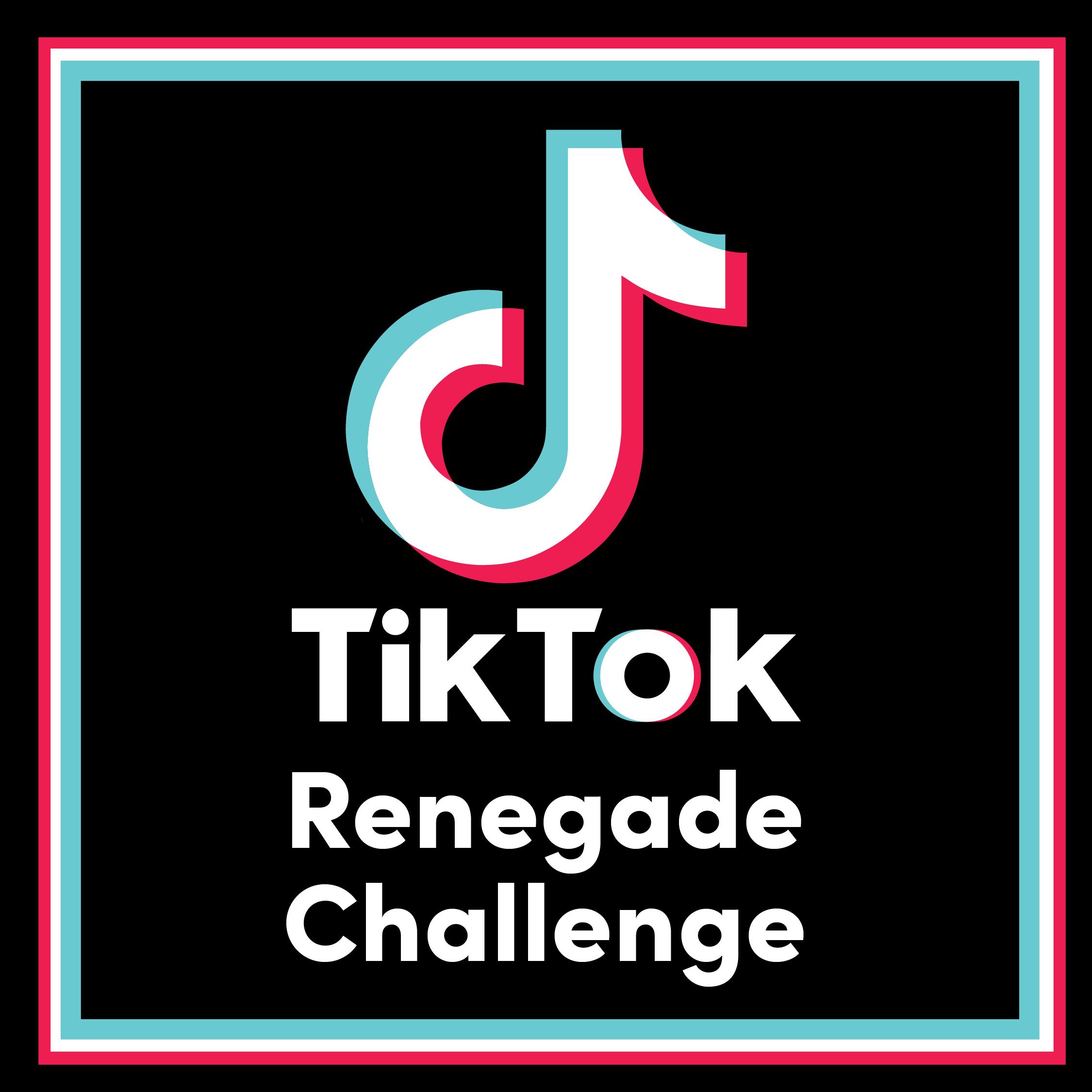 TikTok Renegade Challenge