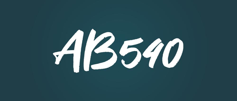 AB540.