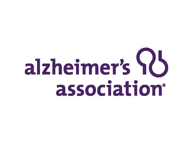 Alzheimer's Association Logo.