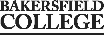 Bakersfield College Logo - Black