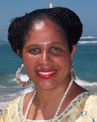 Barbara Wallace headshot