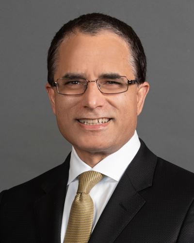 Dr. Brijesh Bhambi headshot