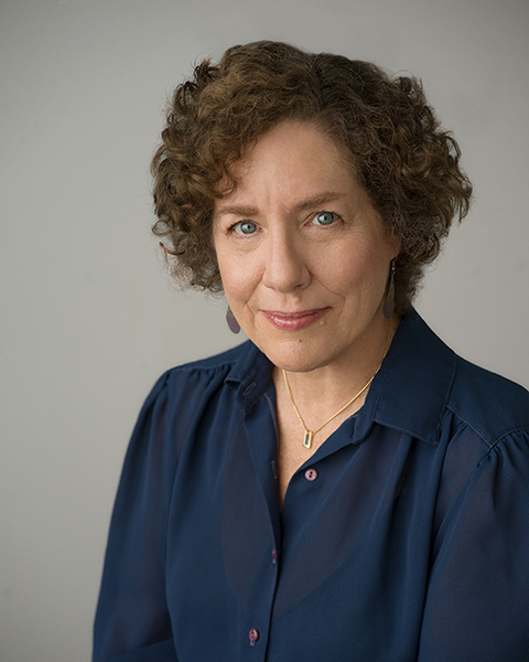 Elaine Weiss author portrait.