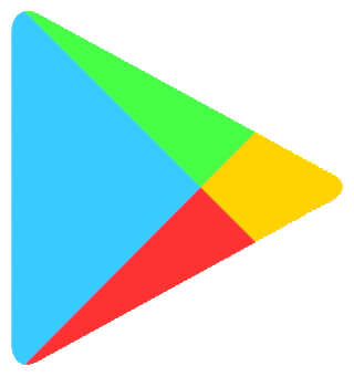 Logo for Google Play Store, download the Kern Community College District app for Android / Google.