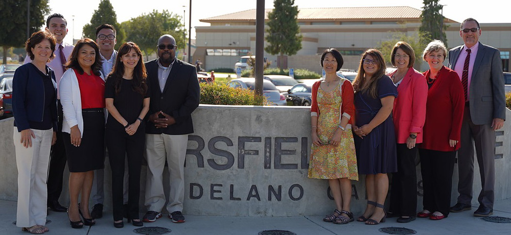Rural HEAL Advisory Committee at Bakersfield College Delano campus
