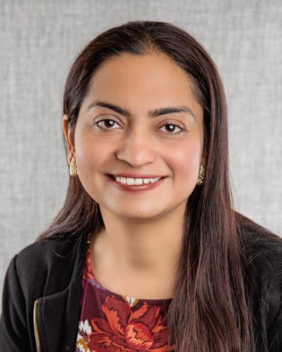 Dr. Jasleen Duggal headshot