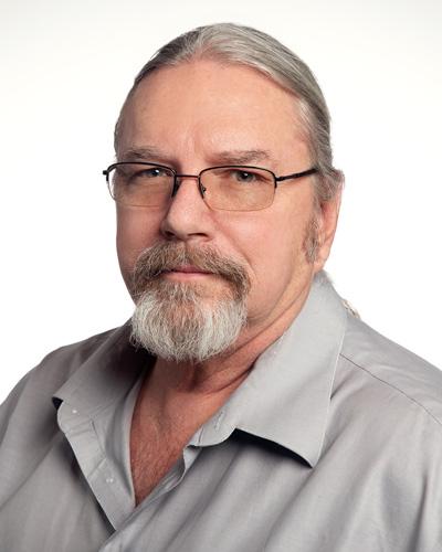 Kevin Hamilton headshot