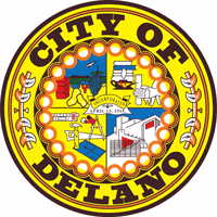City of Delano Logo