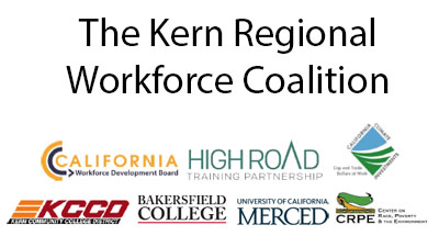 Kern Regional Workforce Coalition Logos