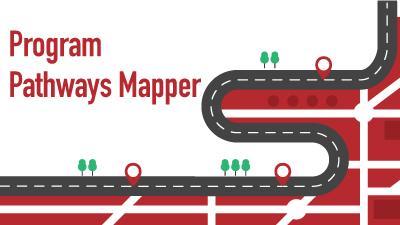 Program Pathways Mapper logo.