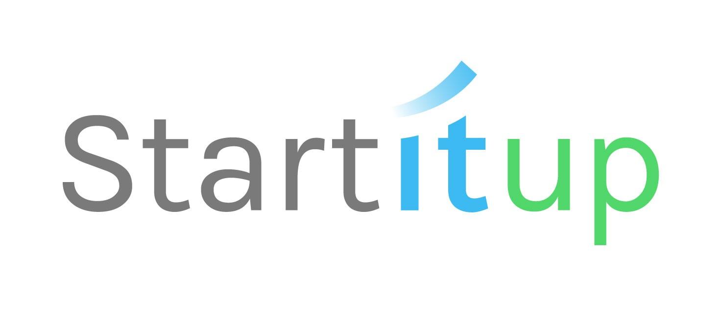 Startitup logo.