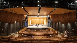 Photo of the Performing Arts Center