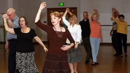 Levan Institute dance class