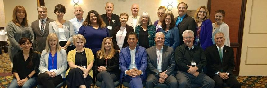 Photo of California Guided Pathways Advisory Committee