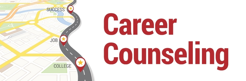graphic illustration for Career Counseling page