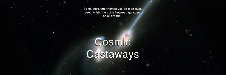Planetarium: Castaways Header