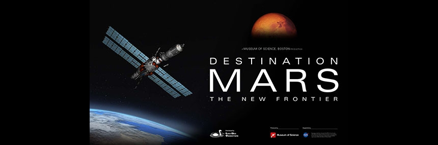 Destination Mars header