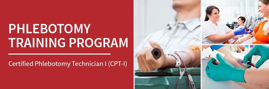 phlebotomy career training