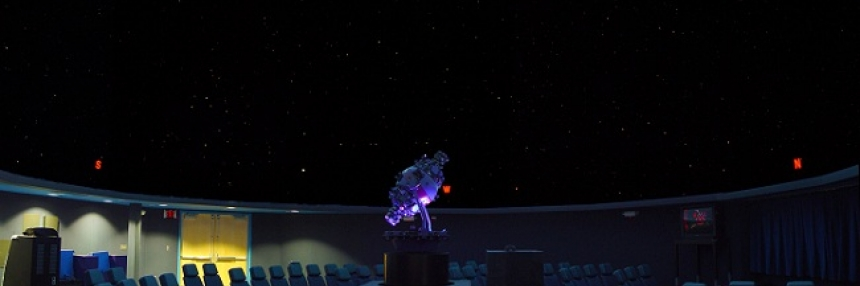William M Thomas Planetarium at Bakersfield College