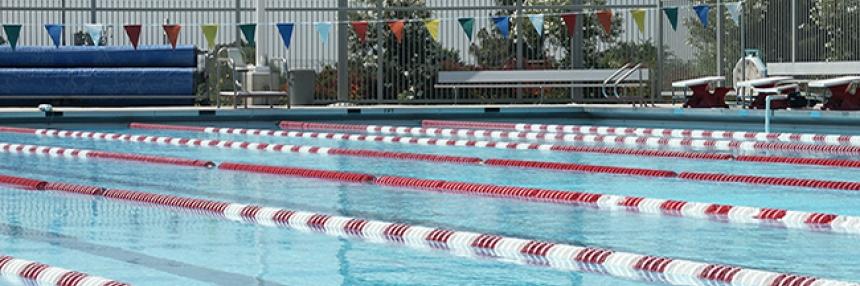 Bakersfield College Pool
