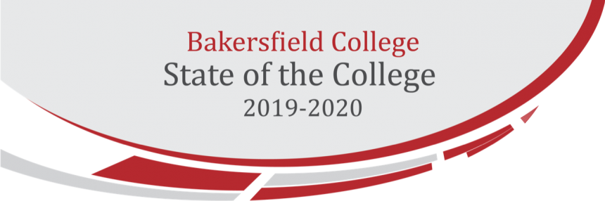 Bakersfield College State of The College 2019-2020
