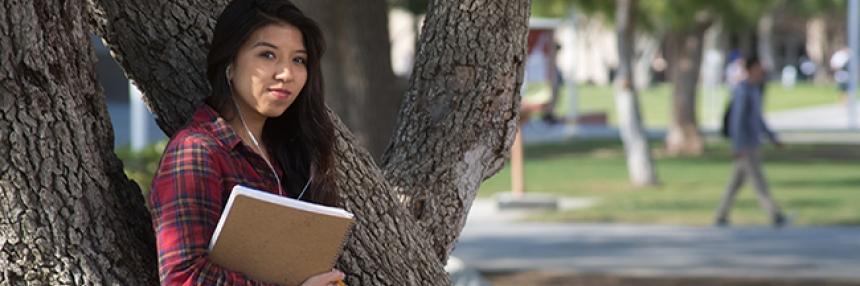 Bakersfield College student