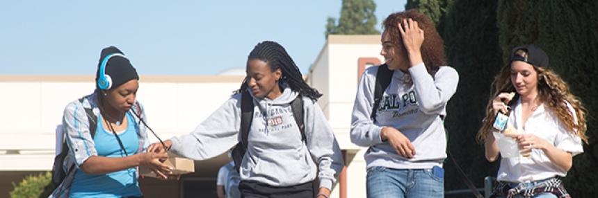 Bakersfield College students