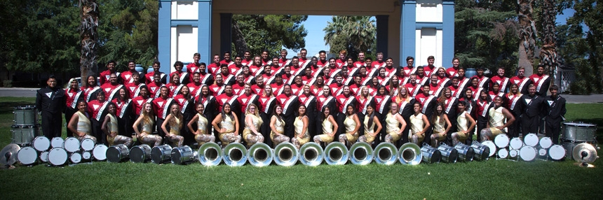 Bakersfield College Renegade Marching Band