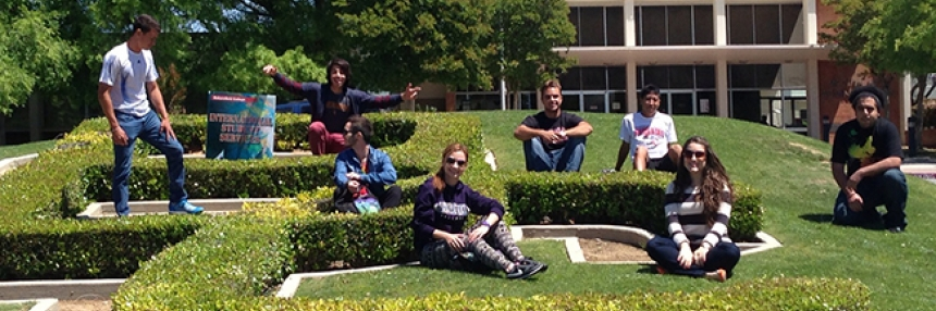 International Students at Bakersfield College