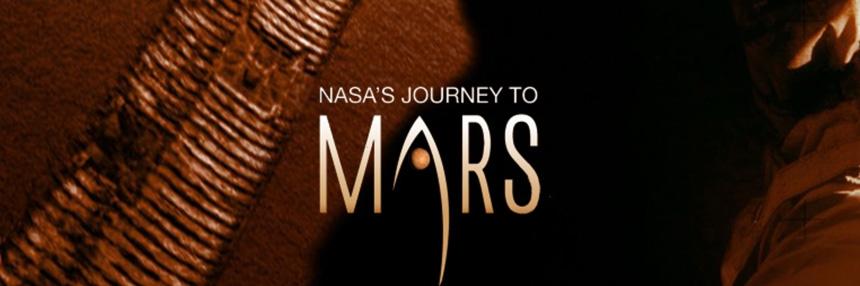 Journey to Mars header