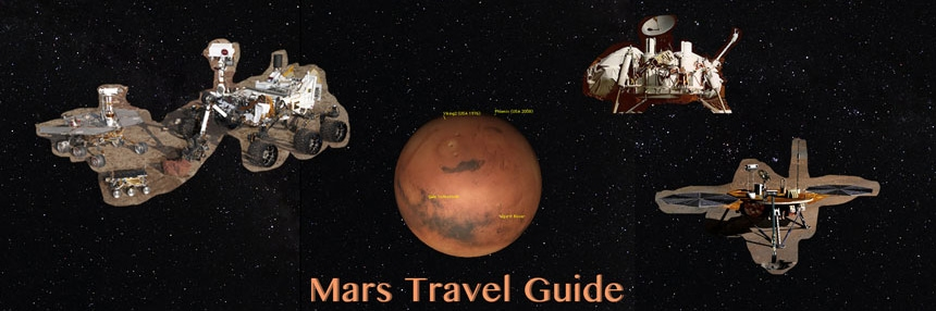 Mars Travel Guide