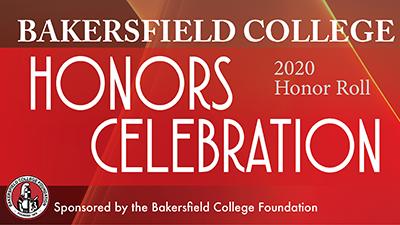 2020 Honors Celebration Program