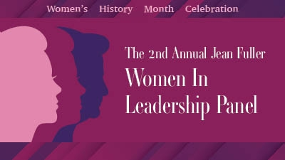 Women in Leadership Panel