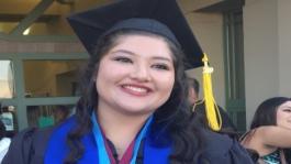 Gloria Solorio, Class of 2019