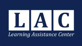 Learning Assistance Center
