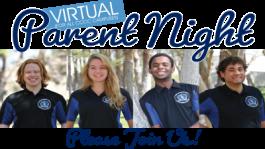 Virtual Parent Night Oct. 28