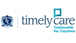Timely Care - Telehealth for Cerro Coso Students